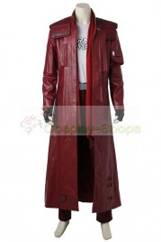 Guardians of the Galaxy 2 Star Lord / Peter Quill Cosplay Costume