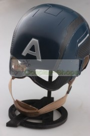 Captain America The Winter Soldier - Captain America 2 Steve Rogers / Captain America Civil War - Captain America 3 Cosplay Helmet
