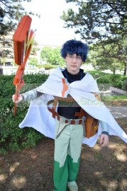 Log Horizon Shiroe Full Cosplay Costume