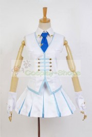 Love Live! Wonderful Rush Rin Hoshizora Cosplay Dress Costume