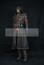 Mortal Kombat X ERMAC Full Cosplay Costume