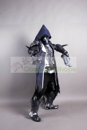 Overwatch Nevermore Reaper Full Cosplay Costume