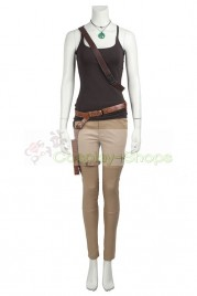 Rise of the Tomb Raider Lara Croft Cosplay Costume