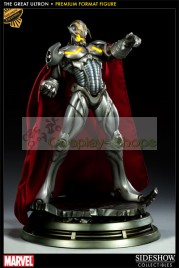 The Avengers - GREAT ULTRON Full Armour Cosplay