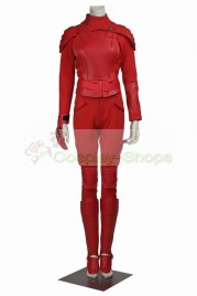 The Hunger Games Mockingjay part 2 Katniss Everdeen Cosplay Costume