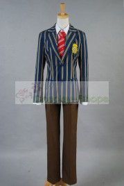 Uta no Prince-sama Saotome Academy  School Boy Uniform Cosplay Costumes