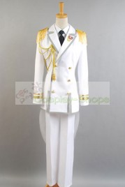 Uta No Prince-sama Shining All Star QUARTET NIGHT Uniform Cosplay Costumes