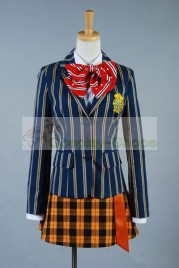 Uta no Prince-sama Class A Shibuya Tomochika Girl Uniform Cosplay Costume