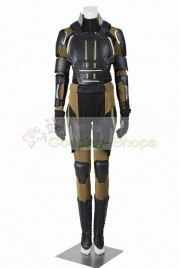 X-Men Apocalypse Female Battle Armour Cosplay