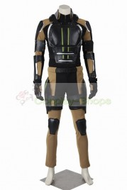X-Men Apocalypse Male Battle Armour Cosplay