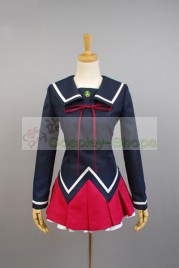 Yukizome Kukuri Cosplay Costume from K Project
