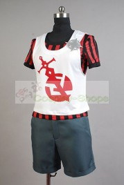 Danganronpa Another Episode: Ultra Despair Girls Masaru Daimon Cosplay Costume