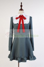 Danganronpa Another Episode: Ultra Despair Girls Monaka Towa Cosplay Costume