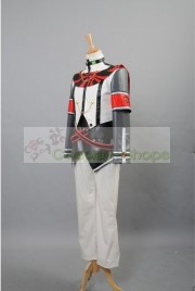 Vocaloid Project DIVA-f KAITO Cosplay Costume