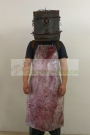 The Evil Within The Keeper Boxhead Coaplay Armor
