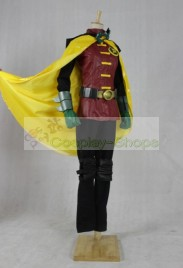 Batman Damian Wayne Robin Full Cosplay Costume