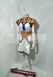 The Legend Of Dragoon Shana Full Cosplay Costume