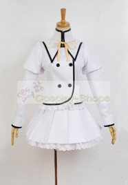 Bladedance of Elementalers Rinslet Laurenfrost Cosplay Costume