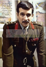 Brigadier from Doctor Who Cosplay Costume
