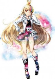 VOCALOID 3 Library galaco Cosplay Costume