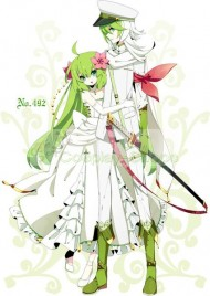 Pokemon Shaymin Human Form Cosplay Costume