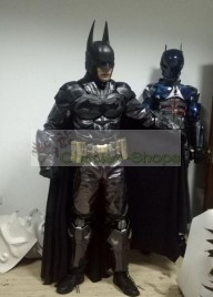 Batman: Arkham Knight Bruce Wayne/Batman Full Cosplay Armor