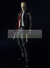 The Hitman Absolution Cosplay Costume