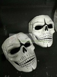 007: Spectre James Bond Skull Skeleton Cosplay Mask