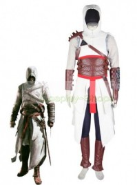 Assassin's Creed (AC)  Assassin Altair Cosplay Costume