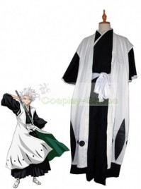 Bleach -  10th Division Captain Hitsugaya Toushirou Cosplay Costume
