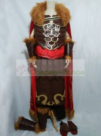Fate / Zero Rider Alexander the Great Iskandar Full Armor Cosplay