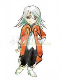 Tales of the Abyss Refill Sage Cosplay Costume