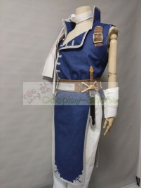Super Smash Bros. Ultimate Richter Belmont Cosplay Costume