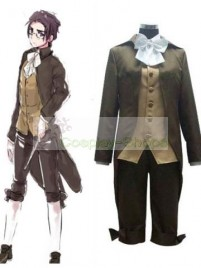 Axis Power Hetalia Austria Coffee Cosplay Costume