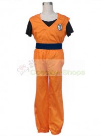 Dragon Ball Z Son Goku Cosplay Costume