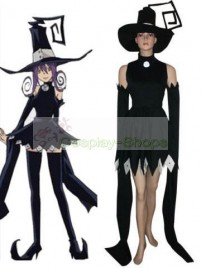 Soul Eater Blair Black Cosplay Costume