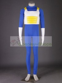 Vegeta Battle Cosplay Costume from Dragon Ball Z