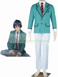 Bakuman Boys School Uniform Cosplay Costume