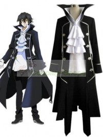 Pandora Hearts Raven Cosplay Costume Black