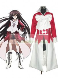 Pandora Hearts Alice Cosplay Costume Pink and White
