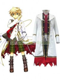 Pandora Hearts Oz Vessalius Deluxe Edition Cosplay Costume Set