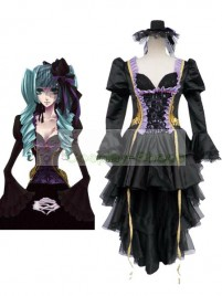 Vocaloid Hatsune Miku The Grave Of The Scarlet Dragon Cosplay Costume