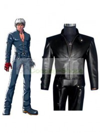 The King of Fighters(KOF) K' Black Cosplay Costume