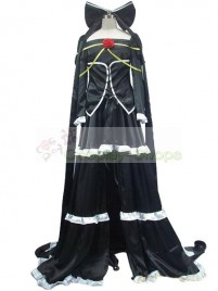 Vocaloid IMITATION BLACK Kagamine Rin Cosplay Costume