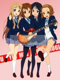 K-ON! School Uniform Cosplay Costumes Version 2