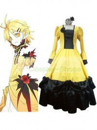 Vocaloid Servant of Evil Rin Kagamine Cosplay Costume