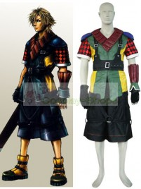 Final Fantasy XII Shuyin Cosplay Costume