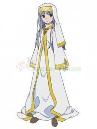 Toaru Majutsu no Index Librorum Cosplay Costume