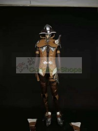 Overwatch Sombra Demon hunter Cosplay Costume