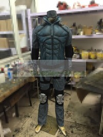 Solid Snake Metal Gear Cosplay Costume